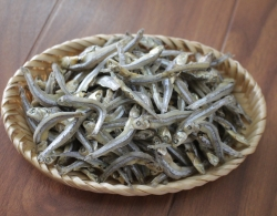 Boiled Anchovy